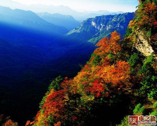 """风光.""""位于湖北省西部的神农架的那些古老、珍稀、濒危的物高清图片"""